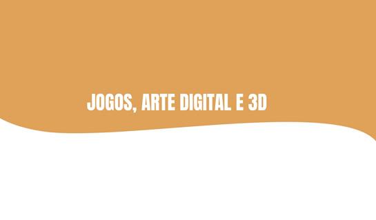 jogos arte digital e 3d