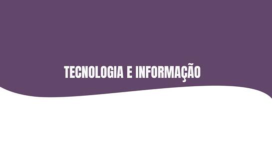 tecnologia e informacao